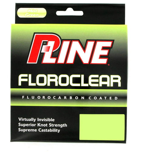 P-Line Floroclear 300 yd Fishing Line by P-Line