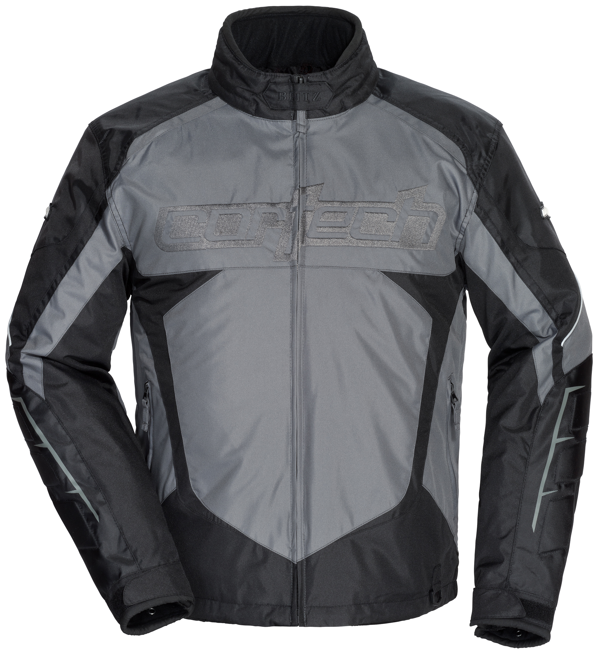 Cortech Blitz 3.0 Mens Snowcross Jacket Gunmetal/Black