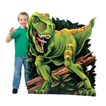Dino-Mite T-Rex Dinosaur Cardboard Stand-Up](Cardboard Dinosaur)