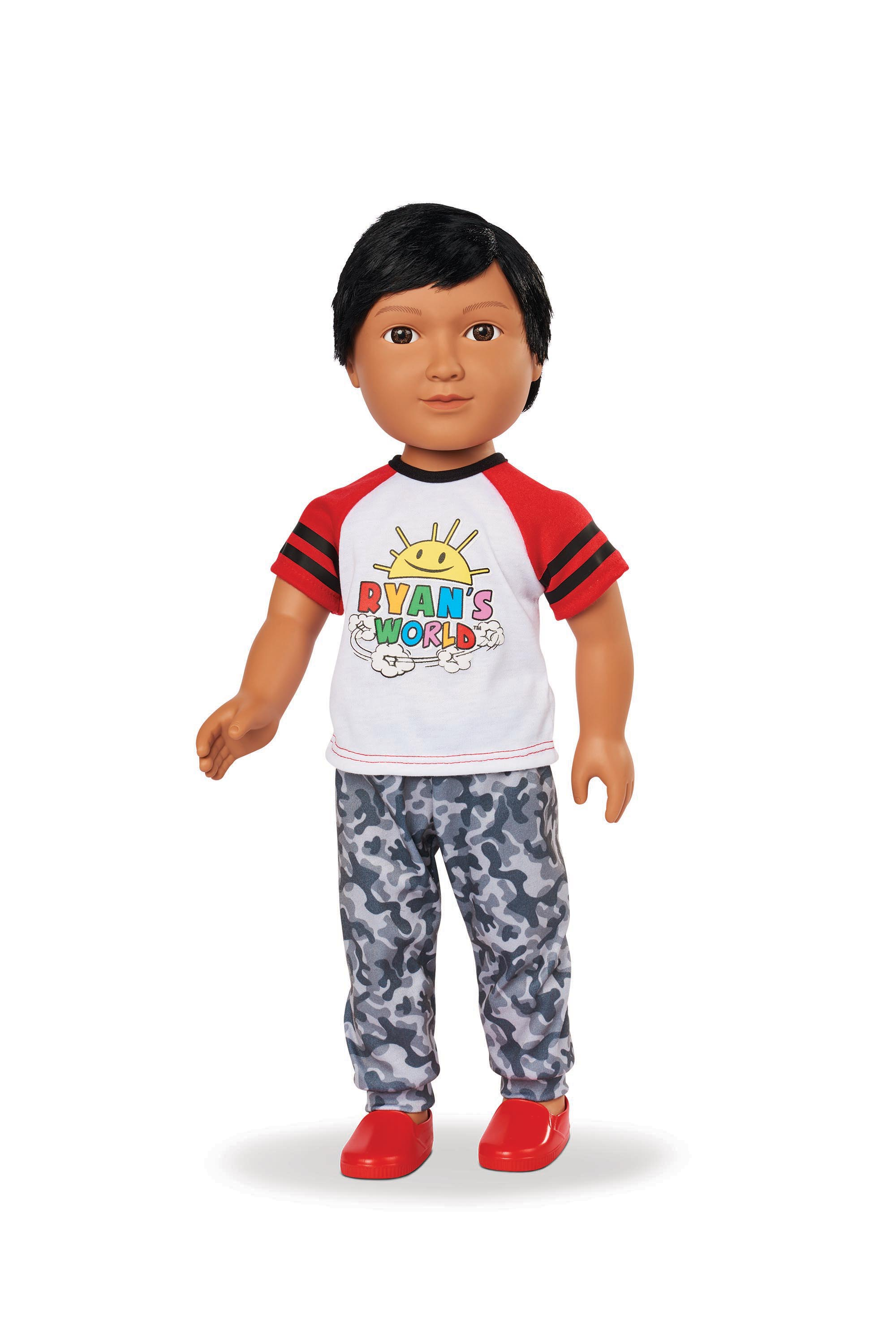 My Life As 7-Piece Ryan's World Doll and Mystery Surprise Set FREE SHIP!!!