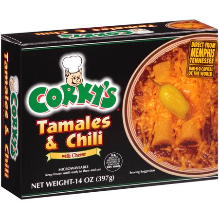 Corky 39 s tamales chili with cheese 14 oz for Corky s garden center