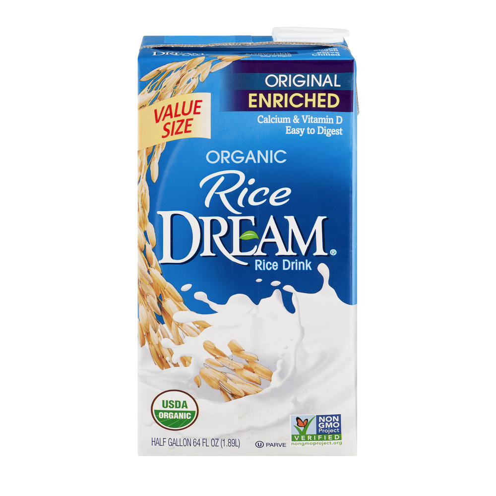 Rice Dream Organic Rice Drink Enriched Original, 64.0 FL OZ