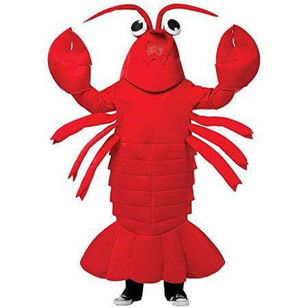 Rasta Imposta Lobster Mascot Costume (Giant Lobster Costume)