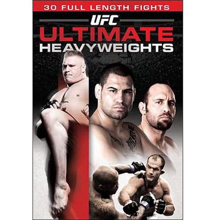Ultimate Fighting Championship: Heaviest Hits - The Best Of The Heavyweights (Brock Lesnar Versus Cain Velasquez Full Fight)
