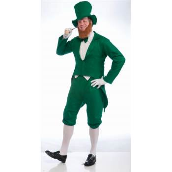 Mens Leprechaun Halloween - Men Tiger Costume