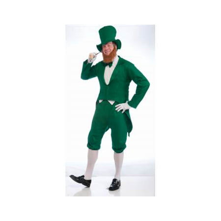 Mens Leprechaun Halloween Costume](Men Army Halloween Costume)