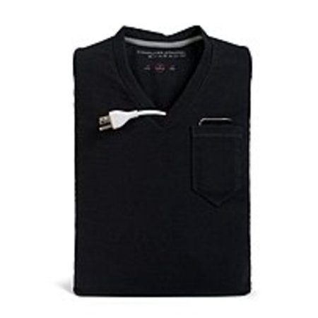 Buy Now Computer Apparel CA-VN17-BK 17-inch V-Neck Sleeve for – Cotton – Black Before Special Offer Ends