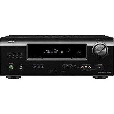 denon avr-391 5.1 channel av home theater receiver with hdmi 1.4a (black) (discontinued by... by Denon