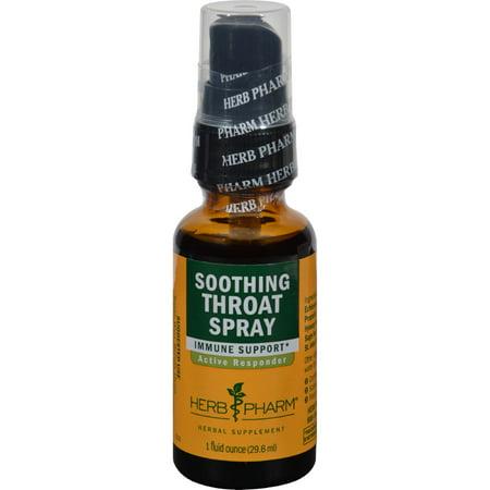 Herb Pharm Herb Pharm  Soothing Throat Spray, 1 (Propolis Echinacea Throat Spray)