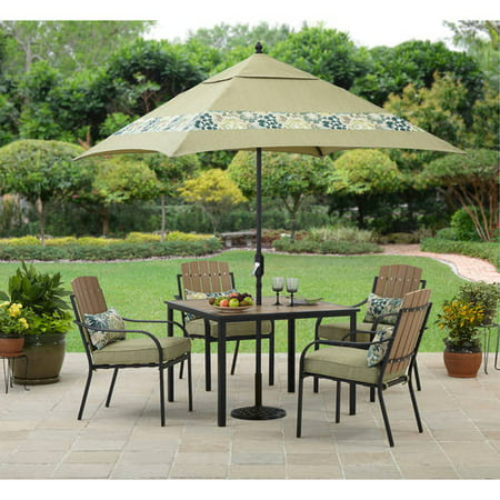 Better homes and gardens jade avenue 5pc dining set 7 better homes and gardens