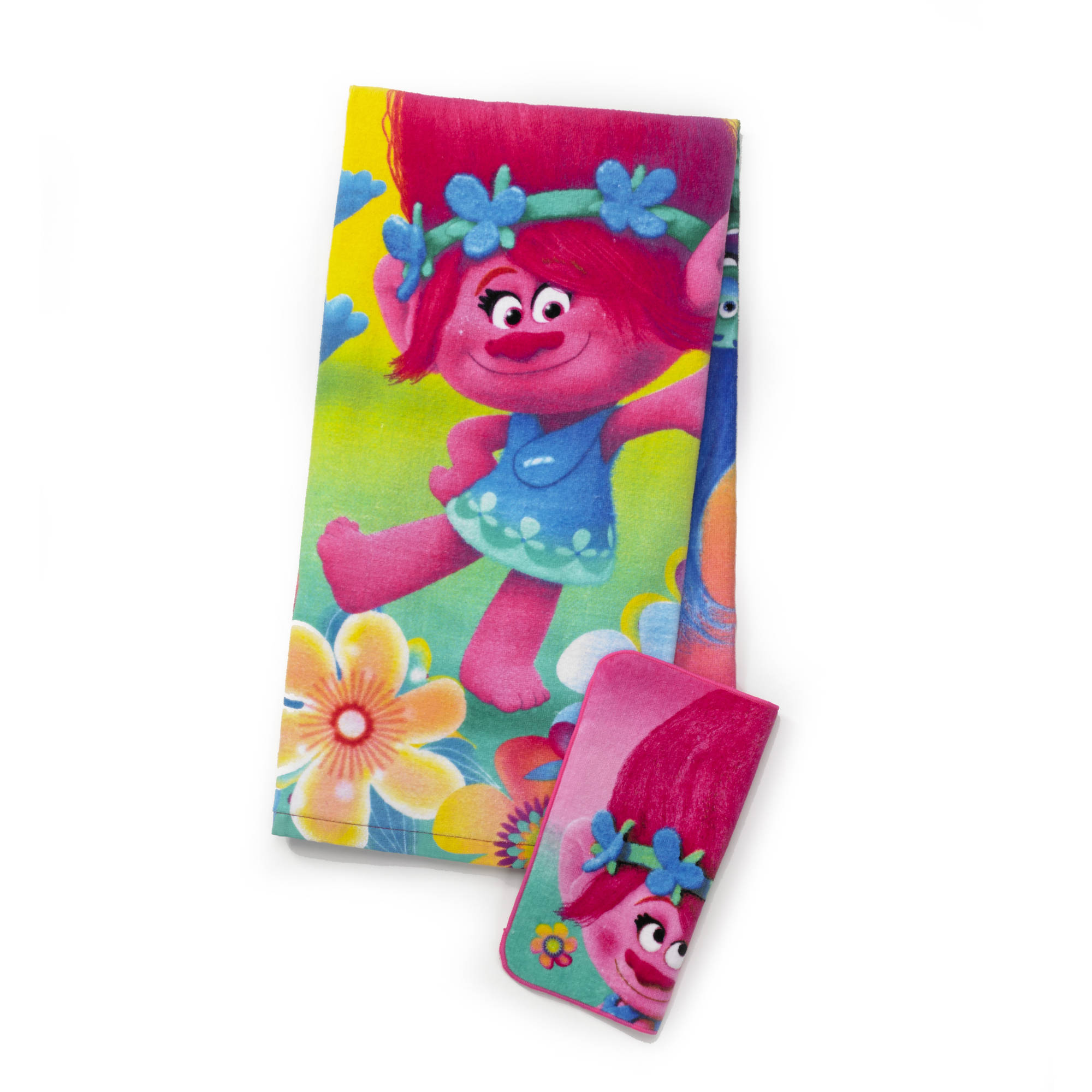 DreamWorks' Trolls 2-Piece Bath Wash Set