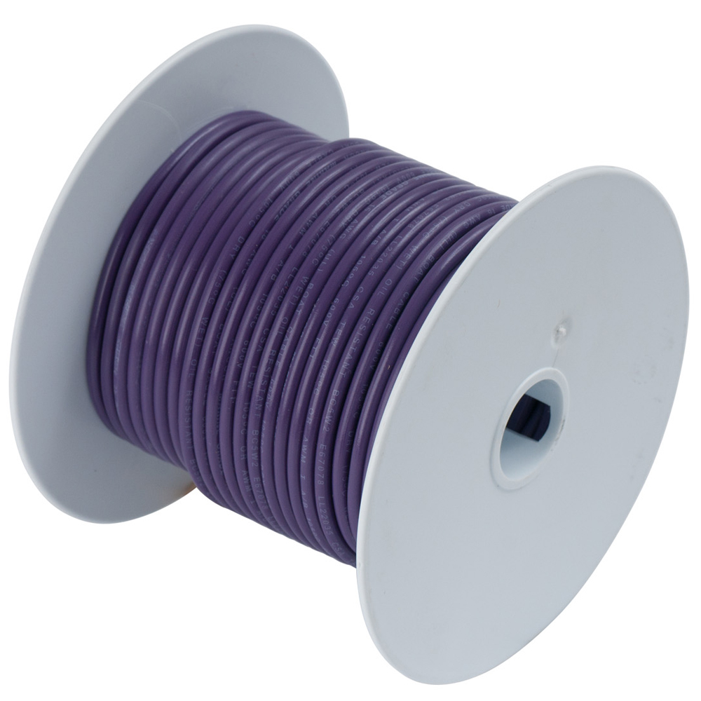 ANCOR PURPLE 25' 16 AWG WIRE