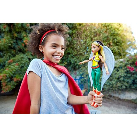 DC Super Hero Girls Hawk Girl Fashion Doll - image 4 of 4