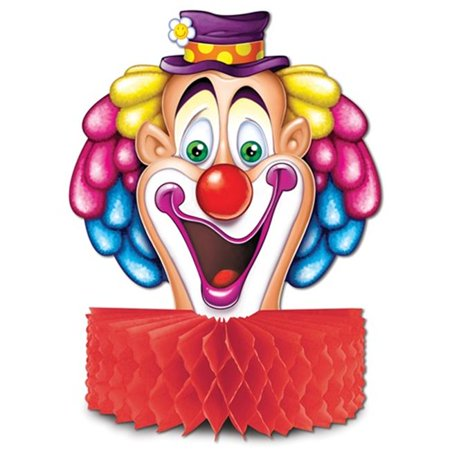 Clown Centerpiece (Pack of 12)