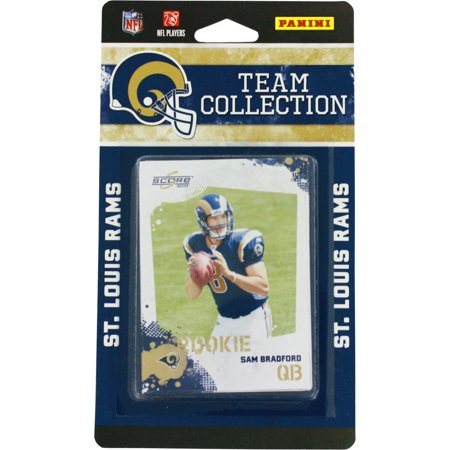 2010 Panini St. Louis Rams Team Set Trading Cards