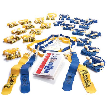 Flag Football Flags (Flag-A-Tag Flag Football Program Kit With 24 Flag)