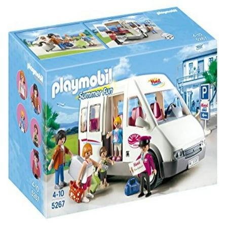 PLAYMOBIL Hotel Shuttle Bus - Walmart.com