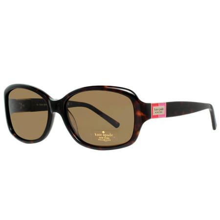 Kate Spade New York ANNIKA/S 086P VW Havana Polarized Women's Sunglasses