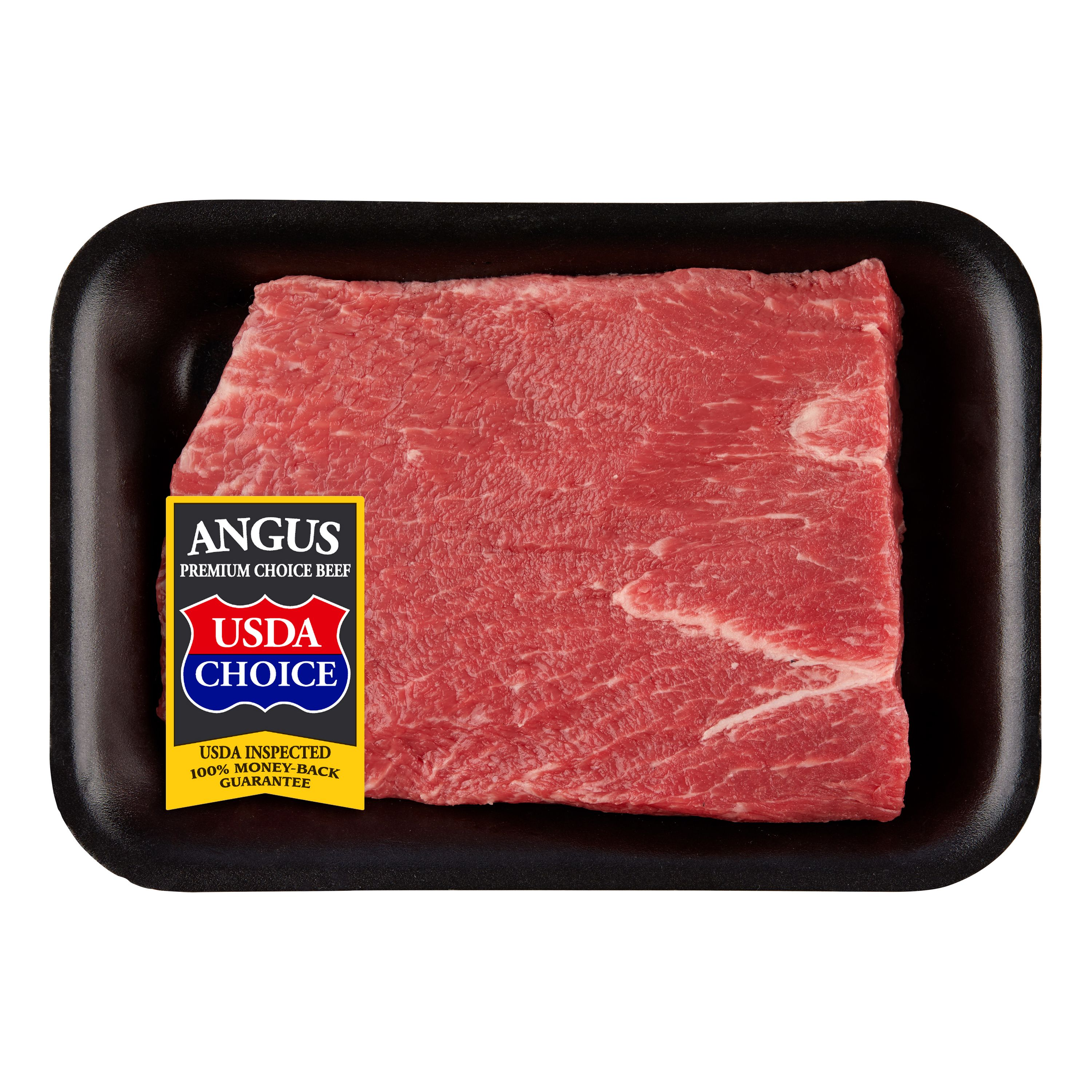 Beef Choice Angus Flat Iron Steak 0.6-1.0 lb