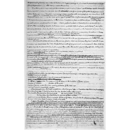 jeffersons inaugural address