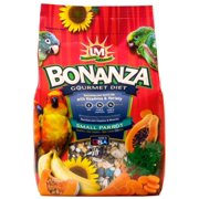 LM Animal Farms Bonanza Gourmet Diet Parrot Bird Food, Small, 4 lb