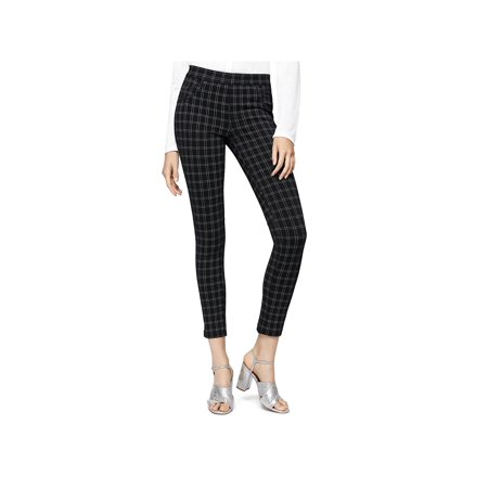 Sanctuary Womens Grease Window Pane Stretch Leggings