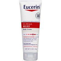Eucerin Eczema Relief Body Creme, 8 Oz