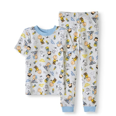 Toddler Boy Cotton Tight Fit Easter Pajamas, 2pc - Personalized Easter Pajamas