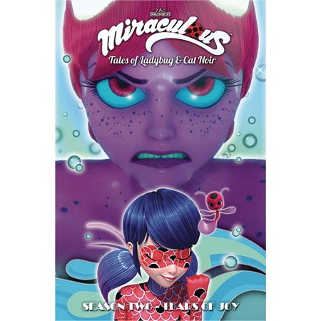 Miraculous: Tales of Ladybug and Cat Noir: Season Two - Tear of (2 Ladybug)