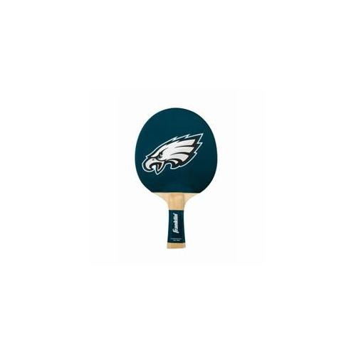 Franklin Sports FRA-15800F-10 Philadelphia Eagles NFL Table Tennis Paddle- 1paddle