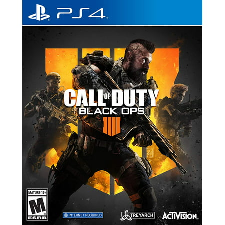 Call of Duty: Black Ops 4, Activision, PlayStation 4,