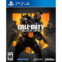 Call of Duty: Black Ops 4, Activision, PlayStation 4, 047875882256