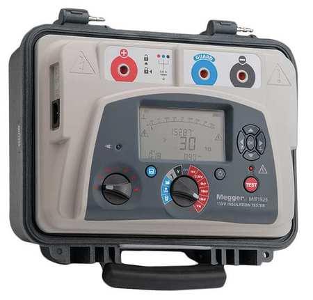 Megger MIT1525 Insulation Tester, 15kV, Line or Battery