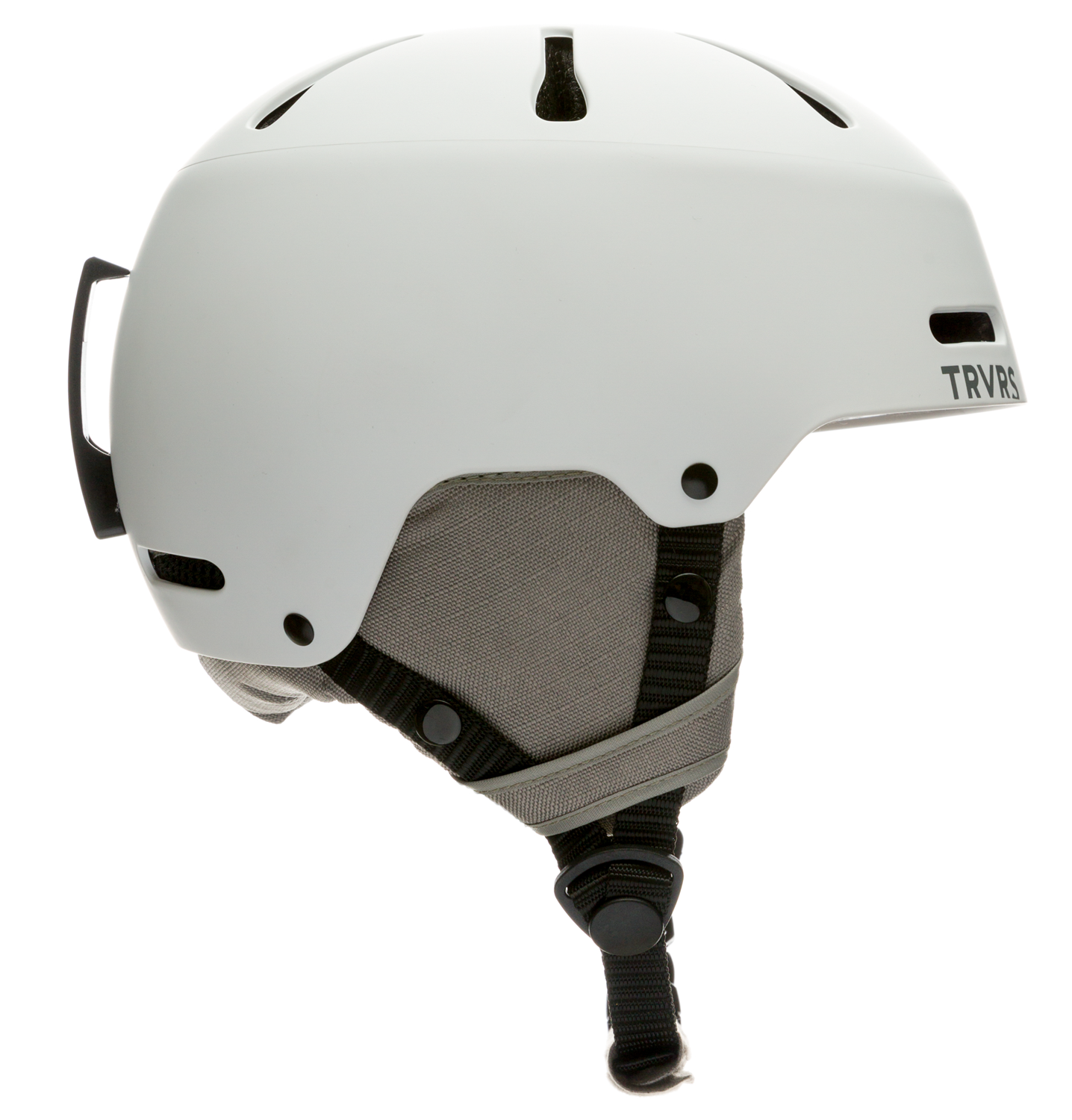 Traverse Sparrow Youth Ski, Snowboard, and Snowmobile Helmet, Matte White, X-Small (48-51.5cm) by Traverse
