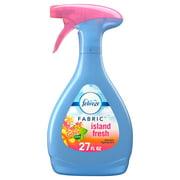 Febreze Odor-Eliminating Fabric Spray, Gain Island Fresh, 27 fl oz