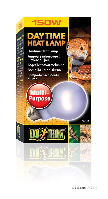 Exo Terra Daytime Heat Lamp 150w Walmart Com Walmart Com