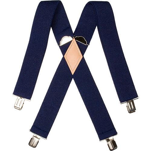 George Men's Casual Suspenders