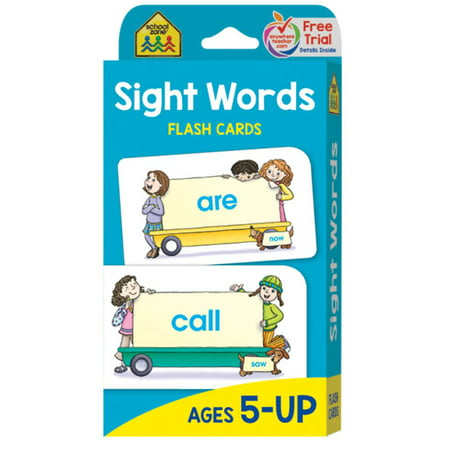 SIGHT WORDS FLASH CARDS ()