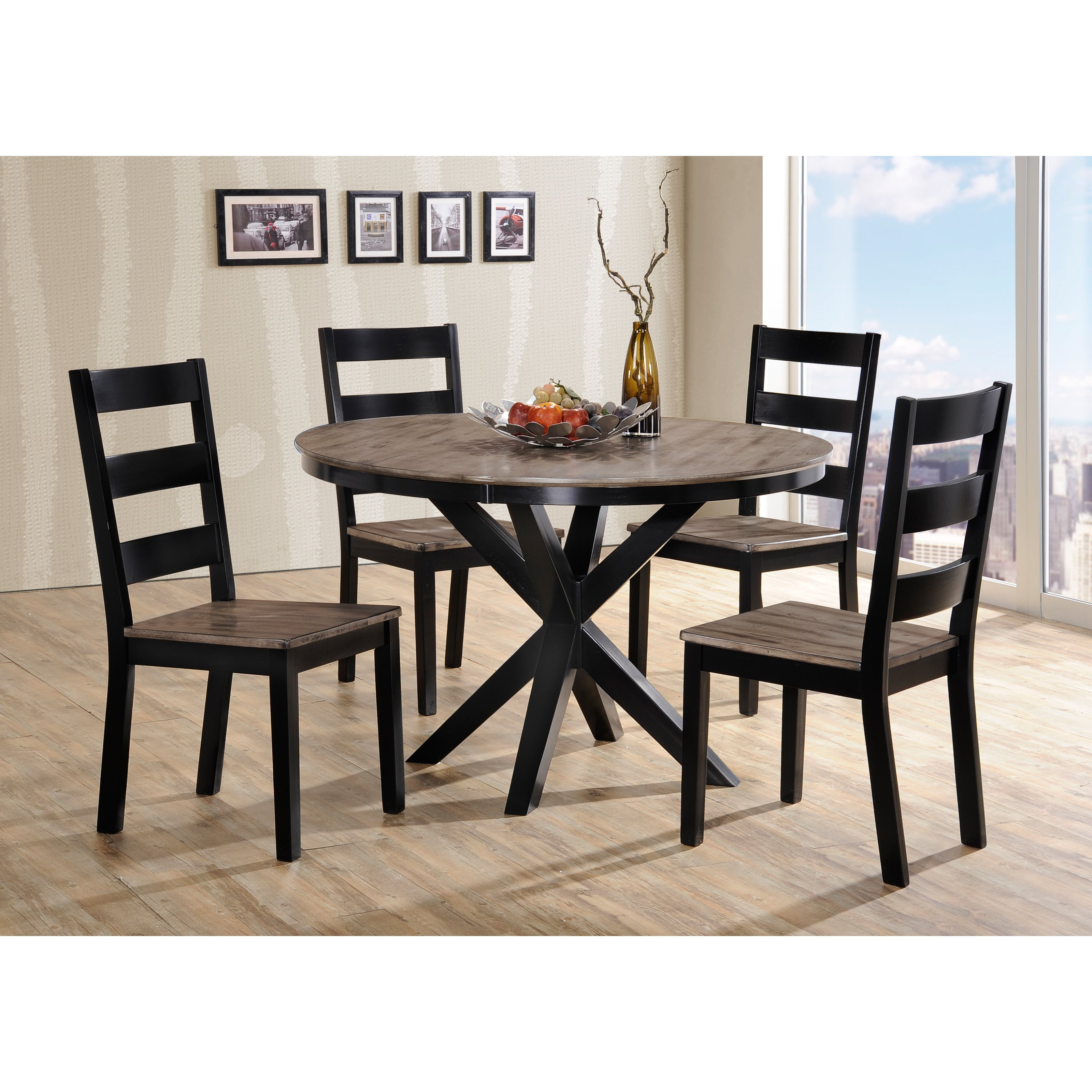 Simmons South Beach Dining Chairs Set Of 2 Walmart Com