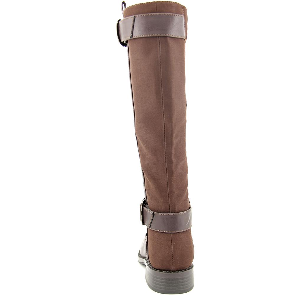 Aerosoles Ride Line   Round Toe Canvas  Knee High Boot