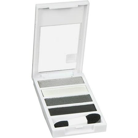 2 Pack - Neutrogena Nourishing Long Wear Eye Shadow Plus Primer, Smoky Steel, 0.24 - Plus Shadow