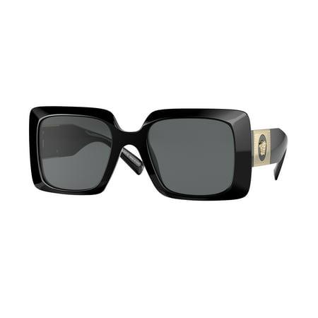 Versace 4405 Sunglasses GB1/87 Black