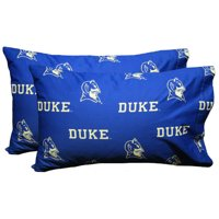 0bd257c4e Product Image College Covers Collegiate NCAA Duke Blue Devils Pillowcase  (Set of 2)