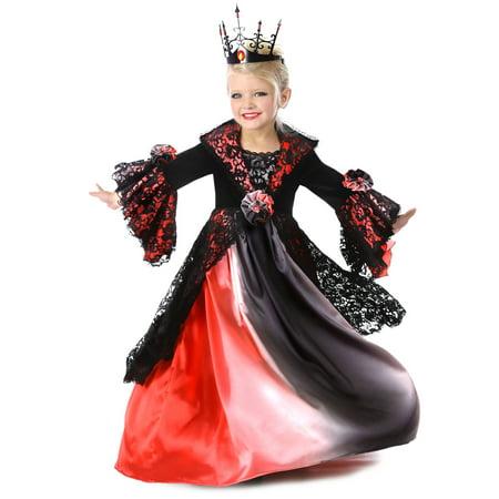 Princess Paradise Premium Valentina the Vampire Child Costume - Girl Vampire Costume