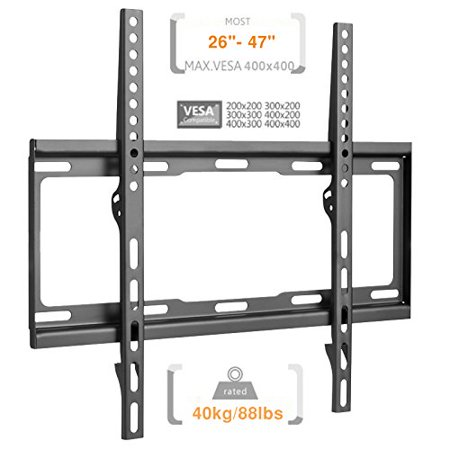 DURAMEX (TM) LCD LED PLASMA TV FIX WALL MOUNT, SCREEN