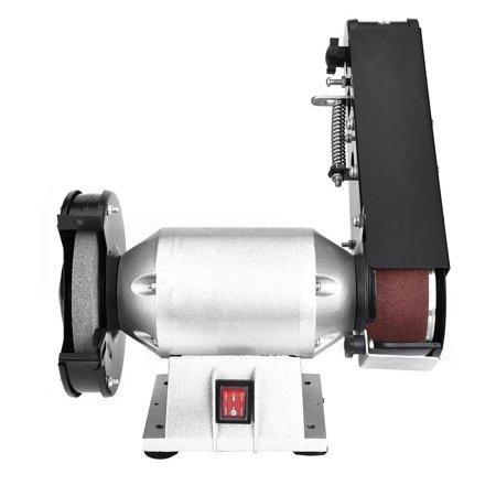 Ejoyous 250w Bench Grinder Amp Belt Sander Combination