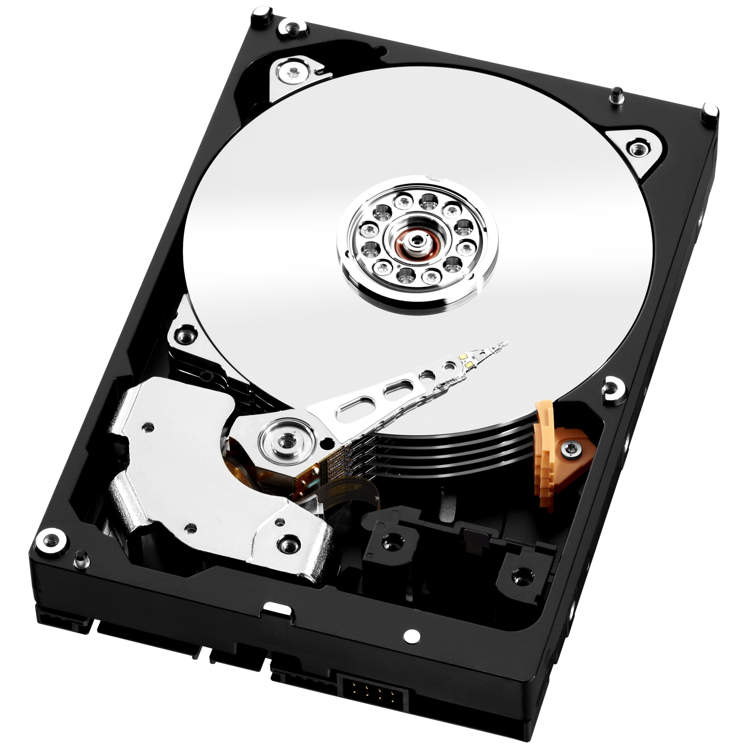 "Wd Red Pro Wd2001ffsx 2 Tb 3.5"" Internal Hard Drive Sata 7200 Rpm 64 Mb Buffer (wd2001ffsx) by Western Digital"