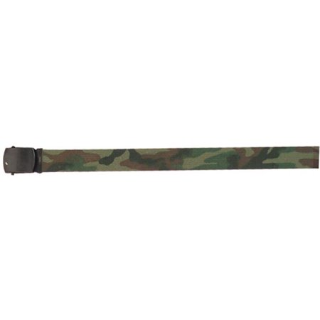 - fox outdoor 45-44 camo 54 in. cotton with belt, black - camo & olive drab