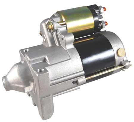 VALUE BRAND 4FTC3 Starter Motor, 12 VDC, Bolt C 2 5/8 In
