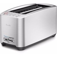 Breville BTA830XL Die Cast 4-Slice Long Slot Smart Toaster